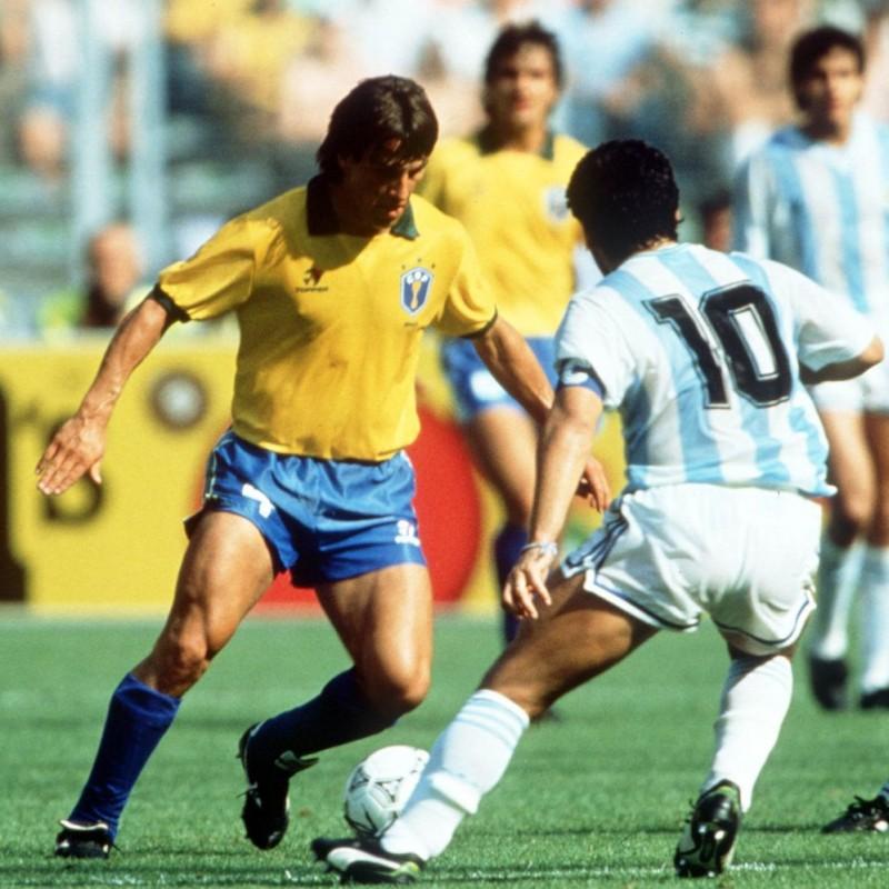 Brazil Match Shirt, 1980s