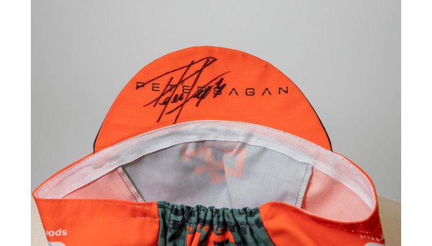 Peter Sagan Signed Cycling Race Cap