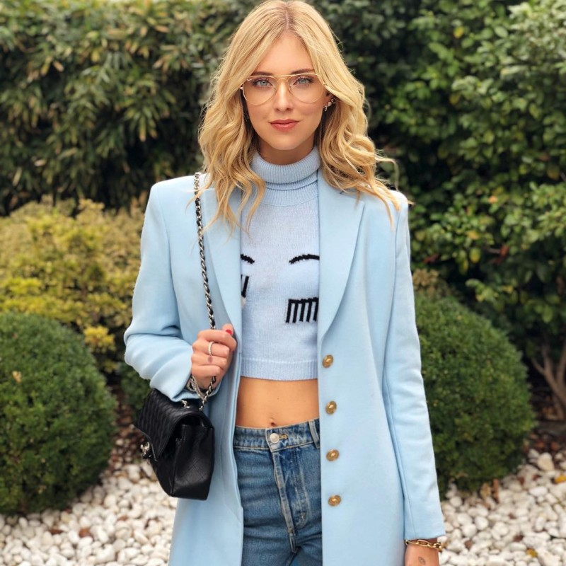 Spend a day at Chiara Ferragni Collection