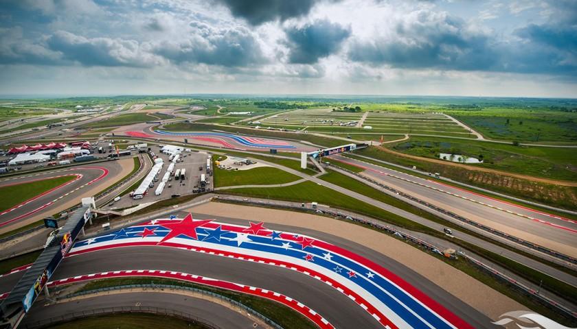 Meet F1 Drivers with VIP Ferrari Passes to Formula 1 in Austin, Texas