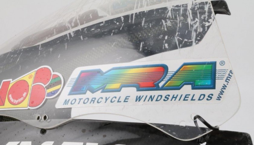Team Dynavolt motodress, used by Sandro Cortese