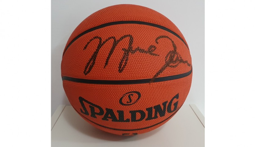 Official Spalding Basketball - Signed