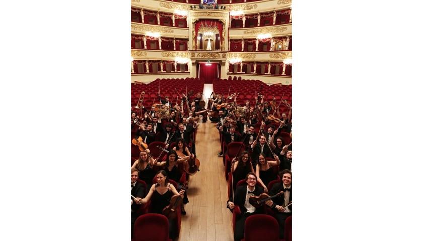 A Private Masterclass with Giorgio Di Crosta and La Scala Philharmonic