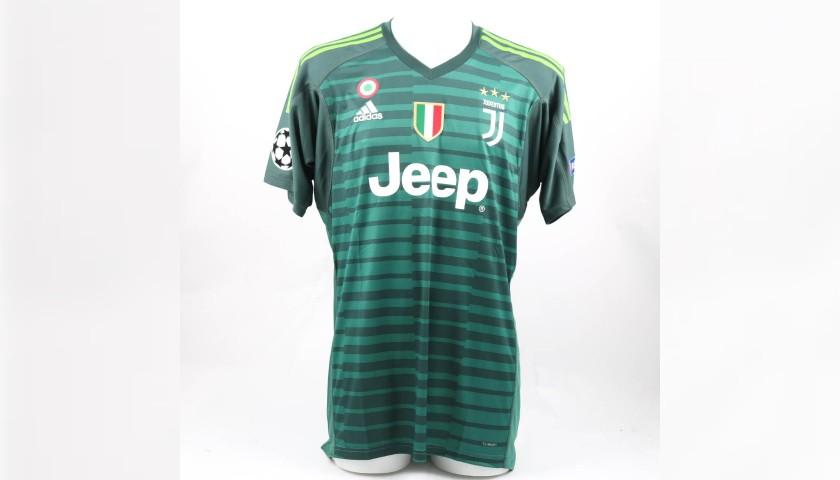 de0b1c6d09a Szczesny s Official Juventus Signed Shirt