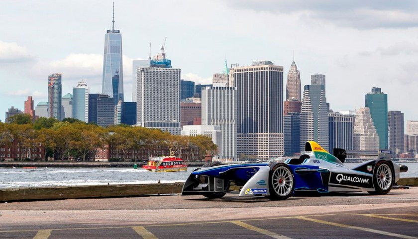 2 VIP Tickets & Access to Formula E in NYC or MONACO