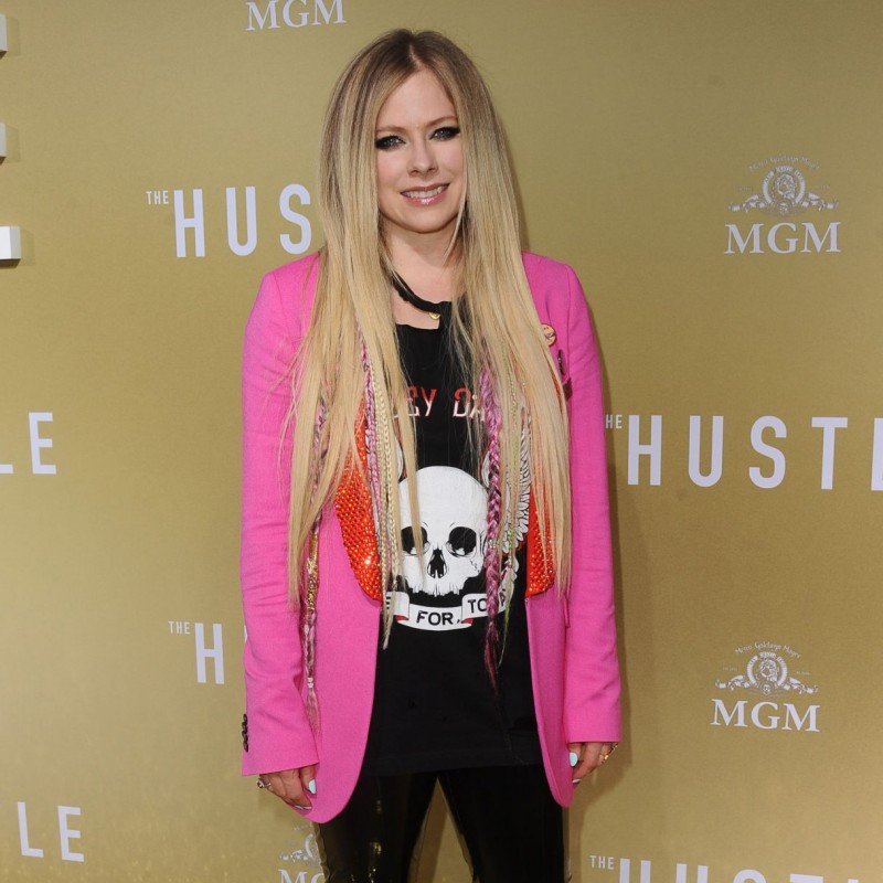 Avril's MSGM Jacket