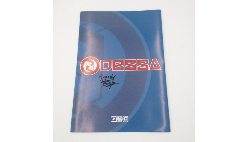 Odessa Poster Signed by Mariano Di Biase