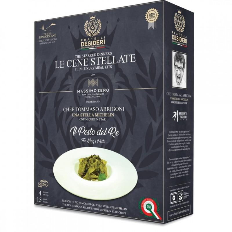 """Fratelli Desideri - """"Il Pesto del Re"""" Dinner Kit"""