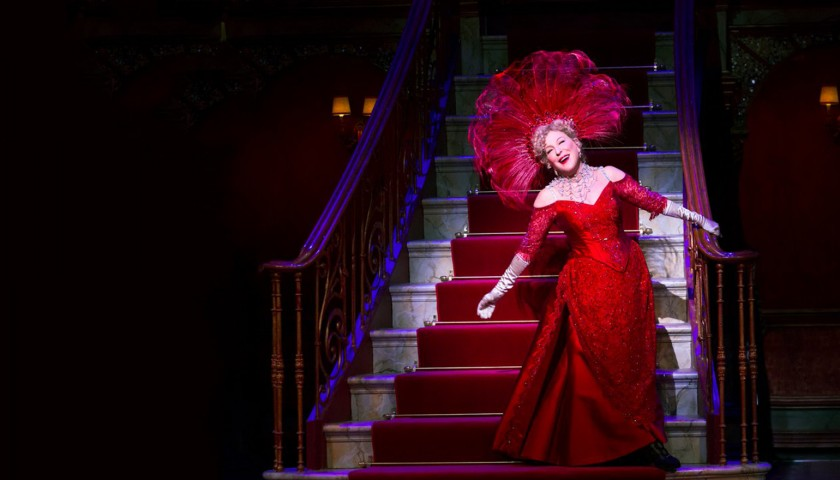 """Orchestra Seats to See Bette Midler in """"Hello, Dolly!"""""""