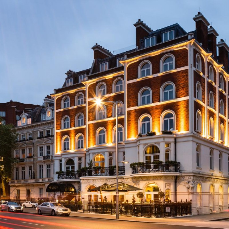 A Weekend at the Baglioni Hotel London with a Royal Visit