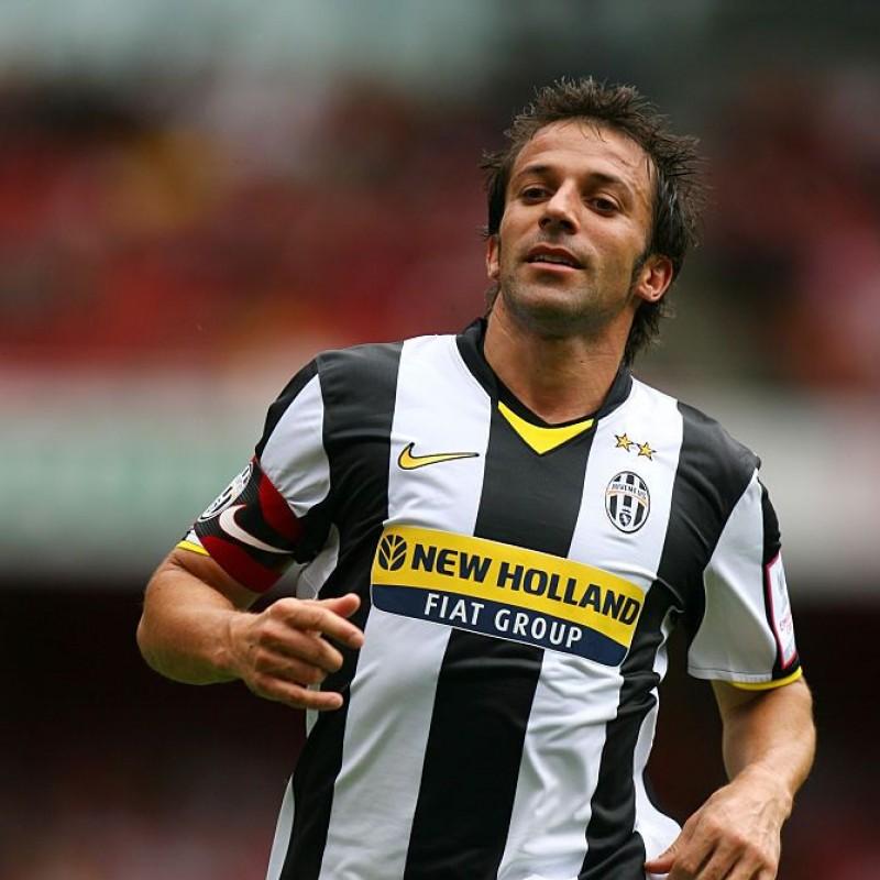 Del Piero's Juventus Training Shirt
