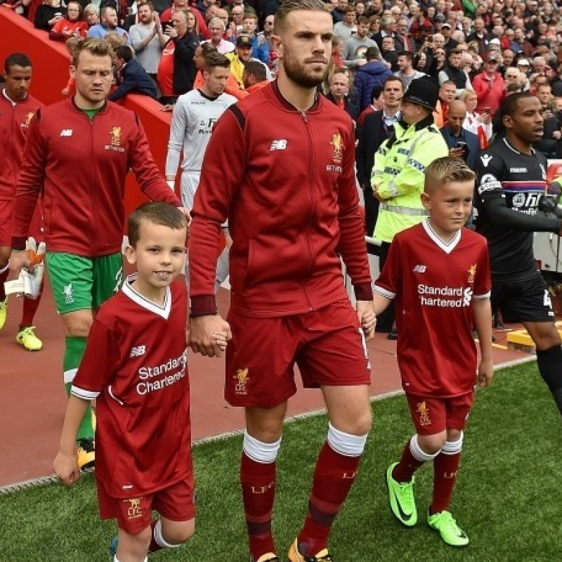 Liverpool FC Away Mascot Experience at Watford