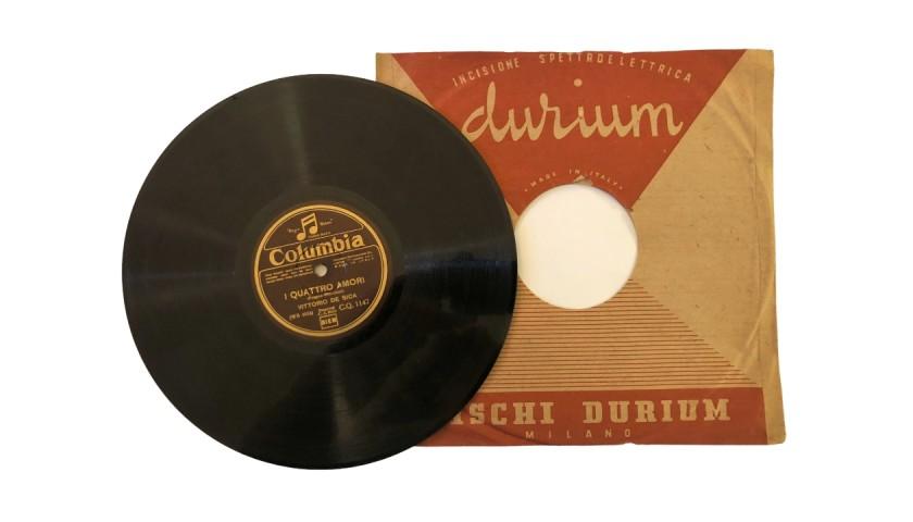 Vittorio De Sica LP, 1933