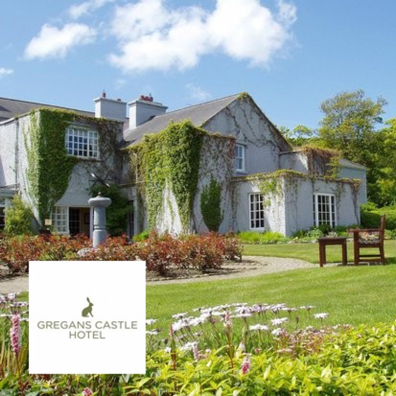 Two Nights at Gregan's Castle, The Burren