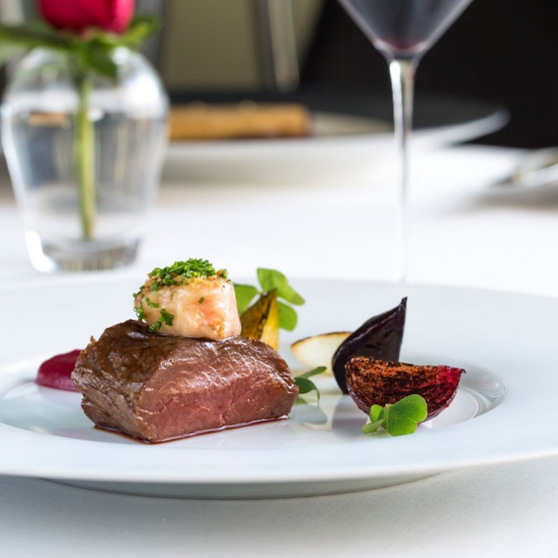Chefs Table at Michelin-Starred Petrus for 6