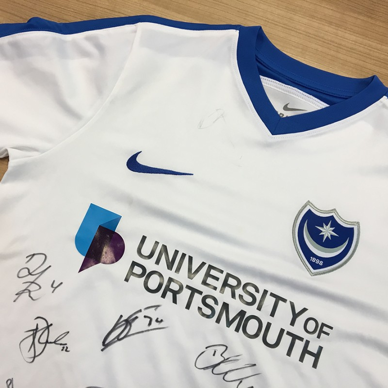 Portsmouth Football Club Signed Shirt