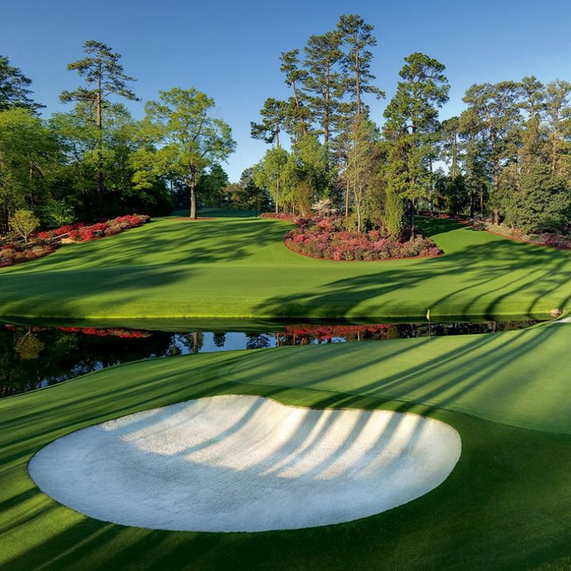 Masters Tournament in Augusta: The Par Experience