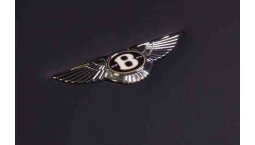 The Bentley Centenary Opus - Mulliner Edition
