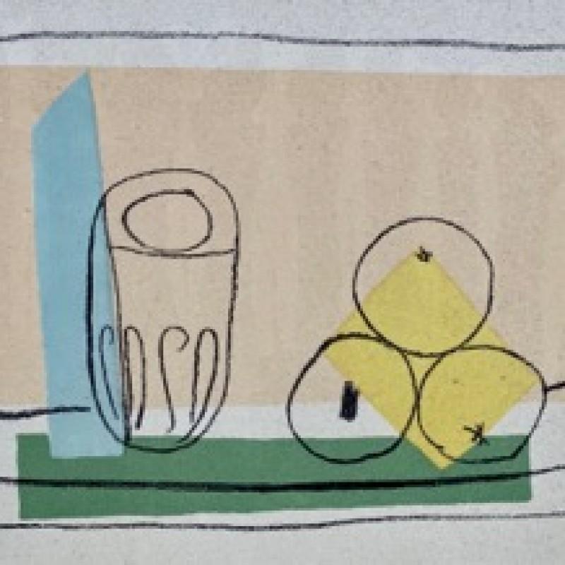 """""""Portrait du Fruit"""" by Pablo Picasso"""