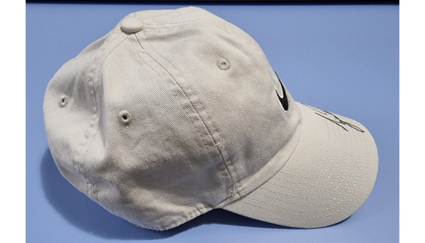 Tiger Woods Official Signed Cap