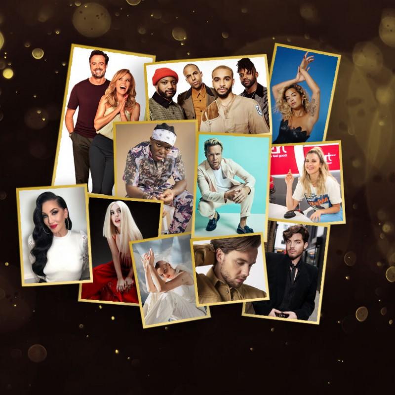 Global's Make Some Noise Celebrity Giftmas