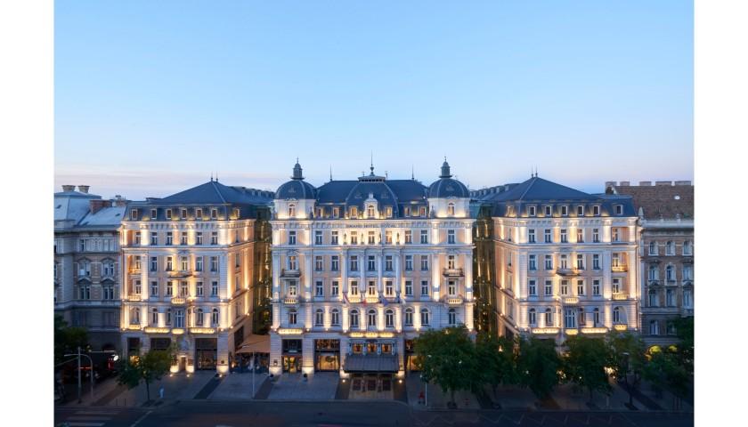 Soggiorno di 4 notti al Corinthia Hotel Budapest - voli ...