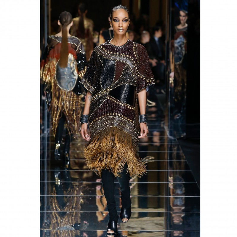 Attend the Balmain F/W 2018/19 Fashion Show