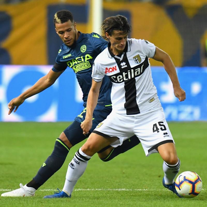 Udinese-Sampdoria Mascot Experience