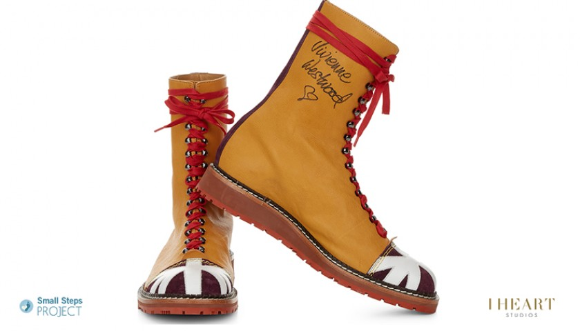 Vivienne Westwood Signed Shoes
