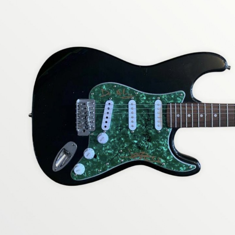 Eagles Fully Signed Electric Guitar