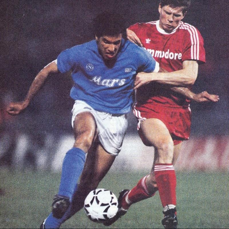 Reuter's Bayern Munich Match Shirt, 1988/89