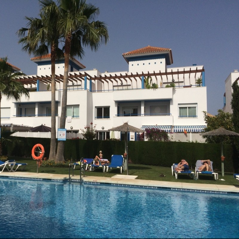One-Week Stay on the Costa Del Sol