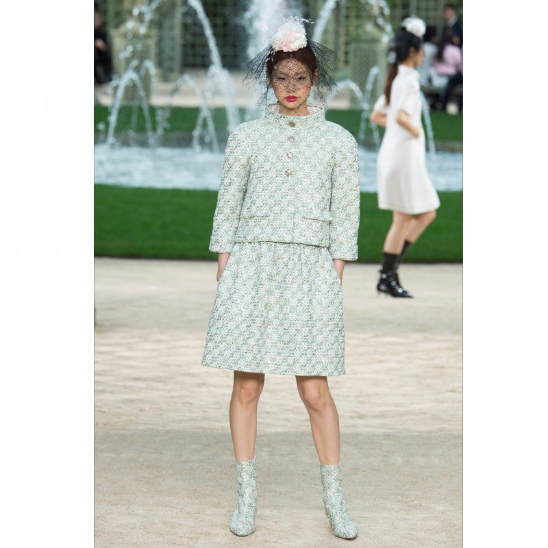 Attend the Chanel F/W 2018/19 Fashion Show