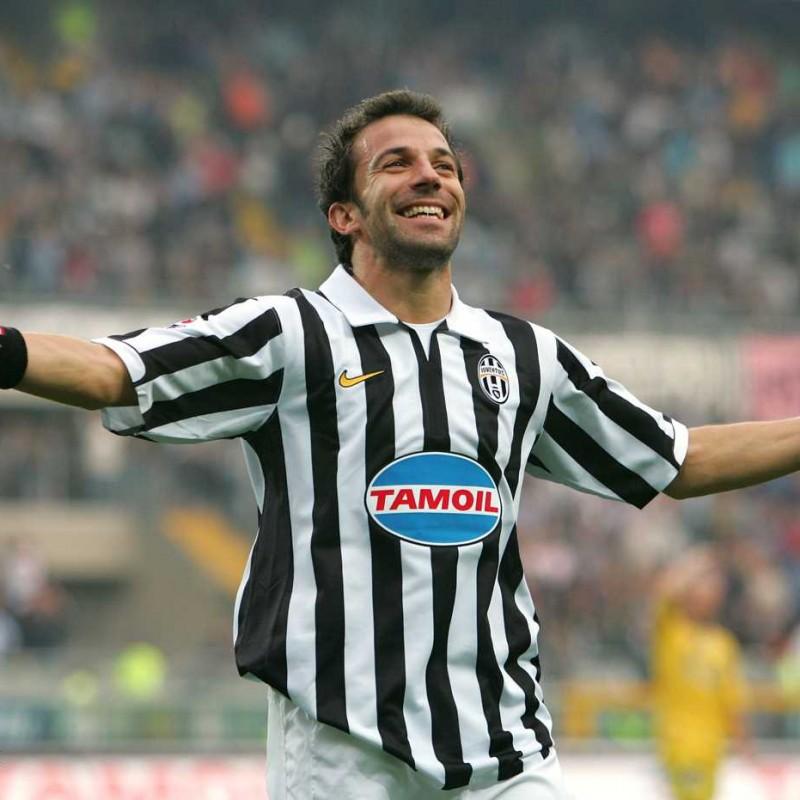 Official 2006/07 Juventus Del Piero's Shirt  - Signed