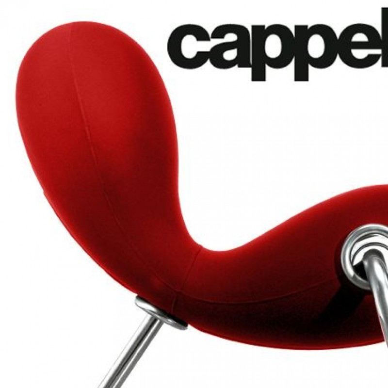 Cappellini for INTERNI 60 - Embyro chair - Special edition