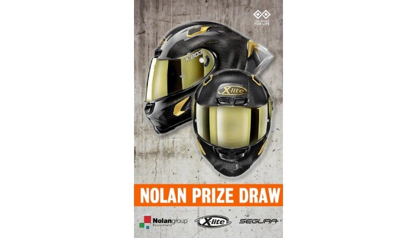 Win A Motorcycle Outfit by Nolan!
