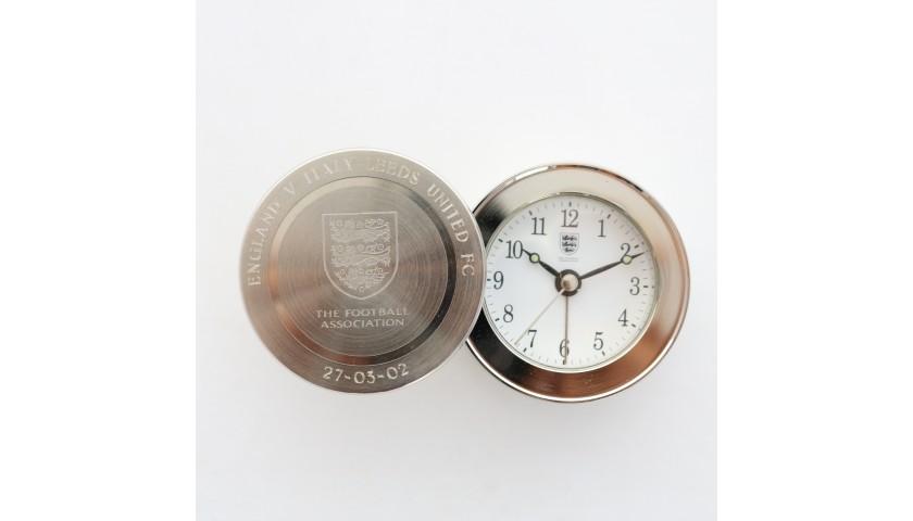 FA Commemorative Watch, England-Italy 2002