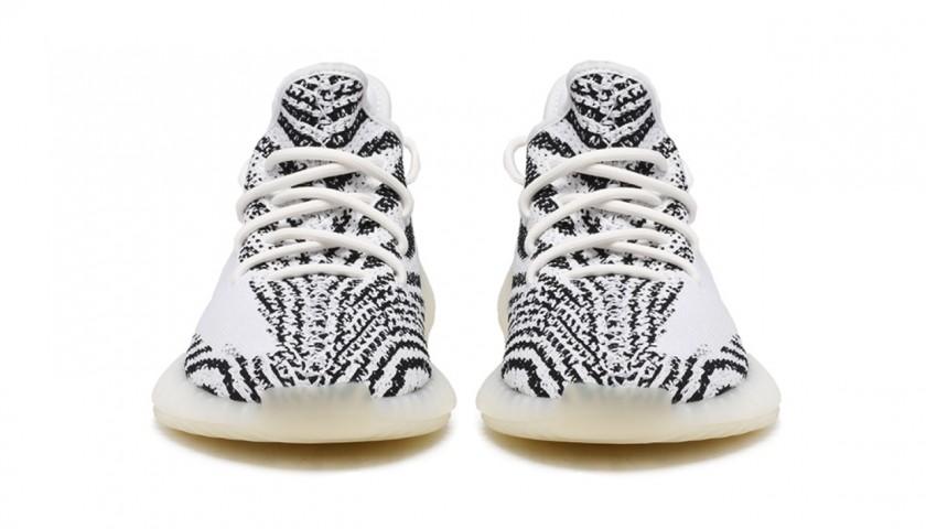 8ad808dfe171b Adidas  Yeezy Boost 350 v2 Zebra  Sneakers - CharityStars