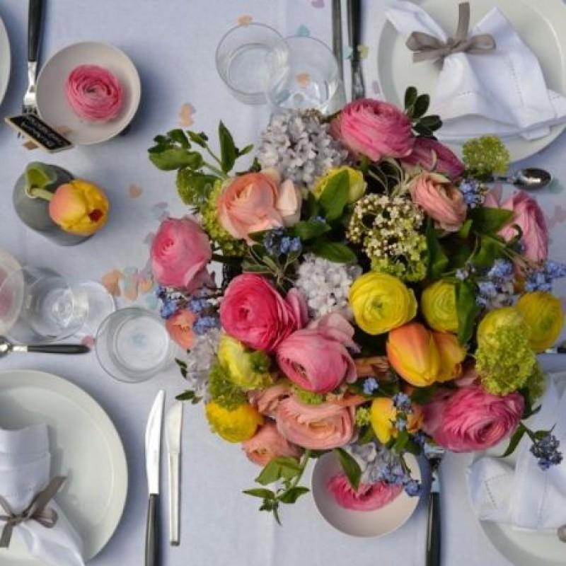 House Flowers by Atelier Emmanuel