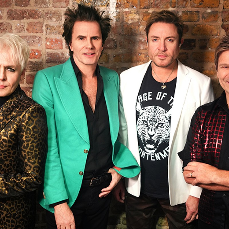 Meet Duran Duran At Their Show In Dublin