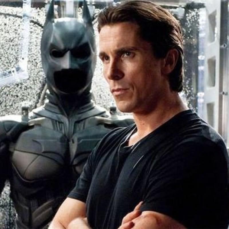 """Batman"" Script Signed by Christian Bale"