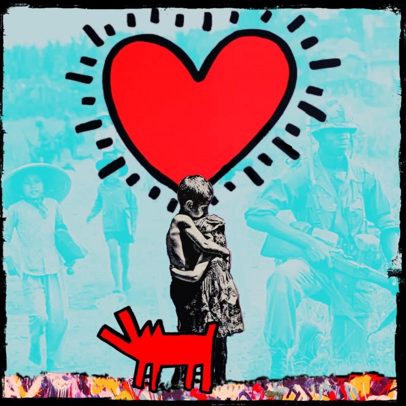 """""""Saigon vs Banksy"""" by Mr Ogart"""