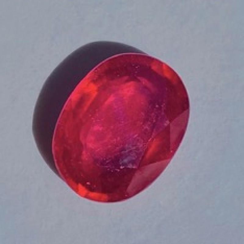Unique Ruby Stone
