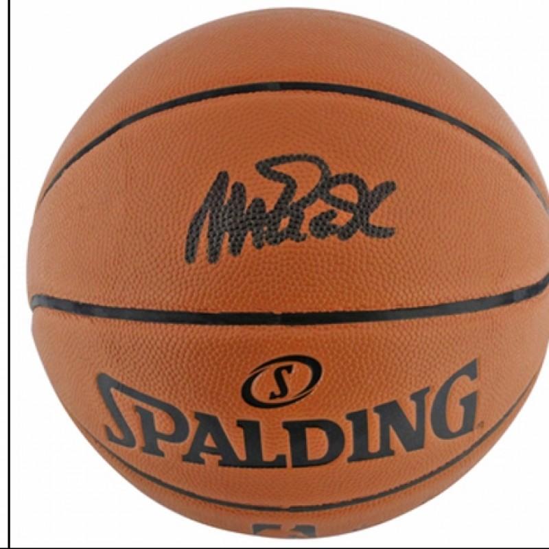 Basketball Greats Mystery Box: Hand Signed Basketball