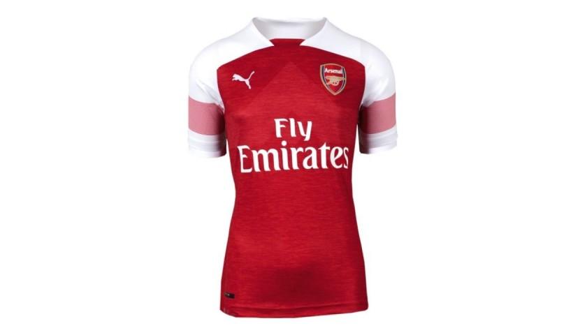 Bergkamp's Arsenal Signed Shirt