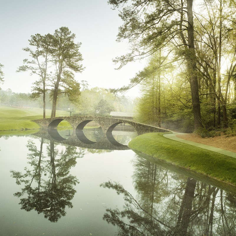 The Masters at Augusta VIP Hospitality Weekend for Two