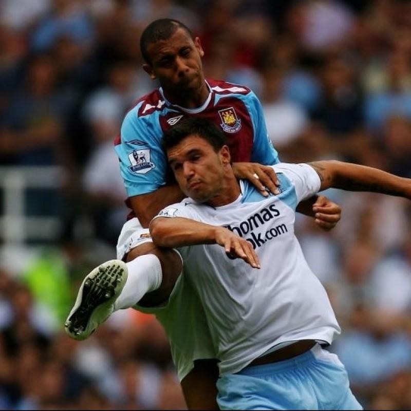 Maglia gara Bojinov Manchester City, 2007/08