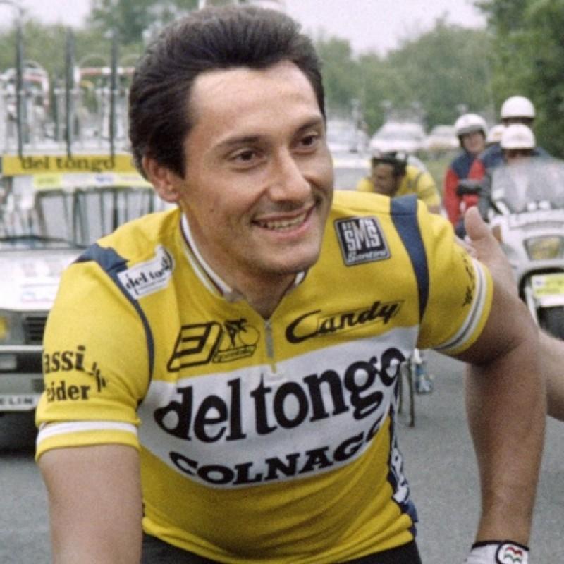 Giuseppe Saronni's Race Jersey, 1980s