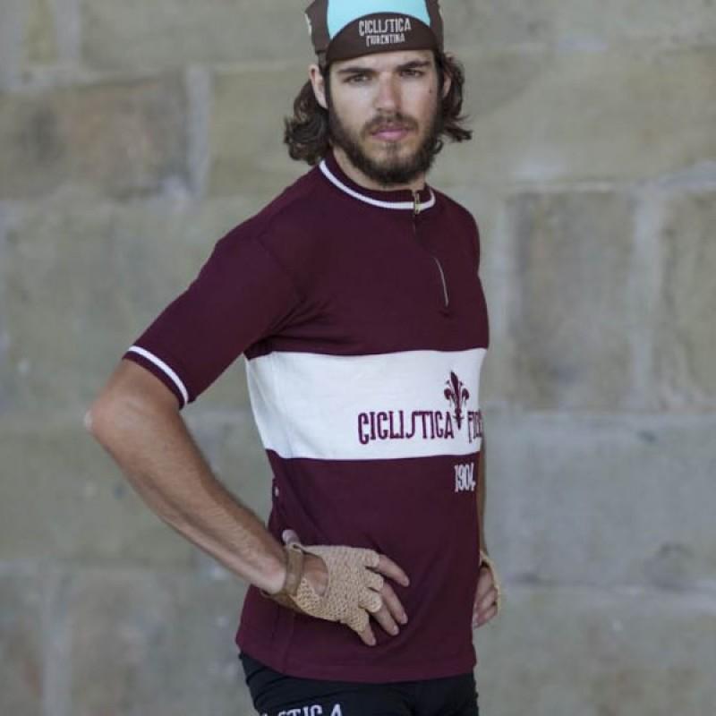 AC Fiorentina Ciclismo Jersey, 70s/ 80s