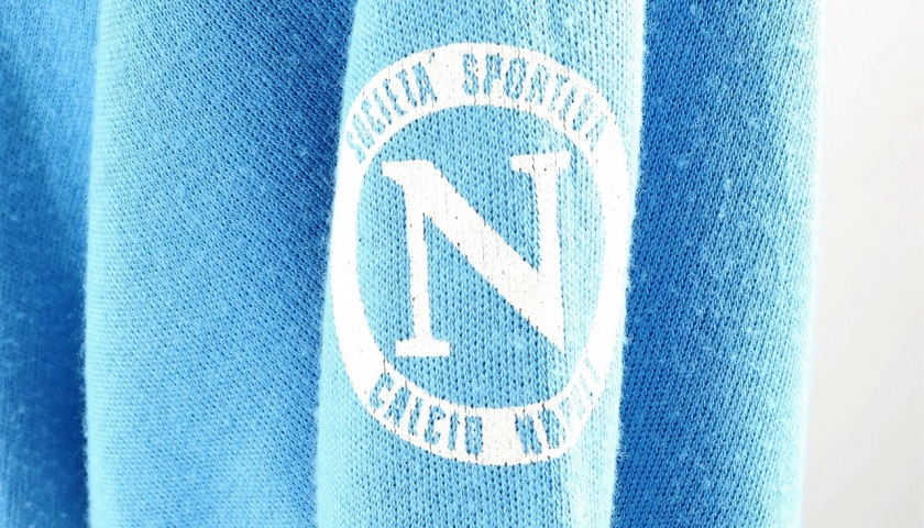 Maradona Napoli Issued/Worn-Shirt, 1987/88